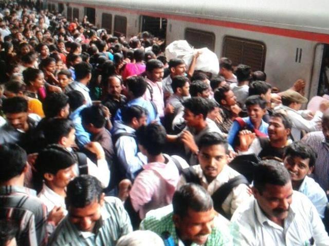 Waterlogging,Mumbai Monsoon,Central Railway