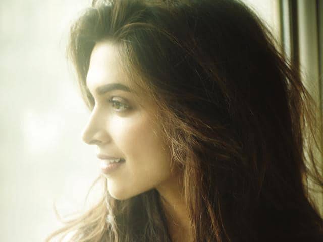Deepika Padukone says she loves spending quality time at home.