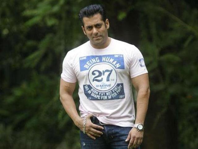 Now, Salman's father Salim Khan has apologised on the actor's behalf. (HTPhoto)