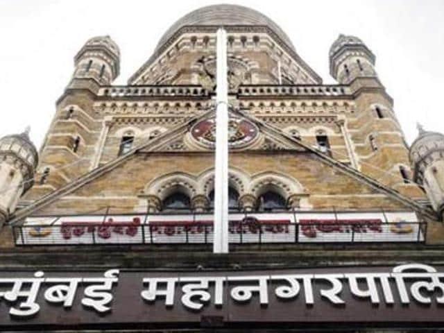 Brihanmumbai Municipal Corporation,Shiv Sena,BJP