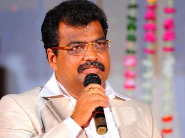 BJP MLA Ravindra Chavan