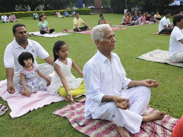 Yoga Day,International Yoga Day,PM Modi