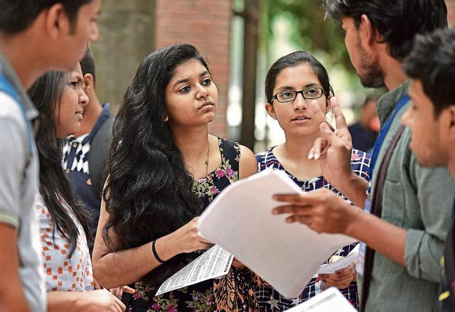 Conventionally, the cut-offs are highest for commerce and the lowest for humanities. Till last year, there were up to 12 cut-off lists for DU.