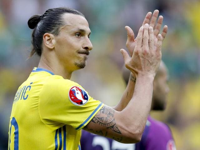 Sweden's final group game against Belgium on Wednesday could potentially be Zlatan's last for Sweden.
