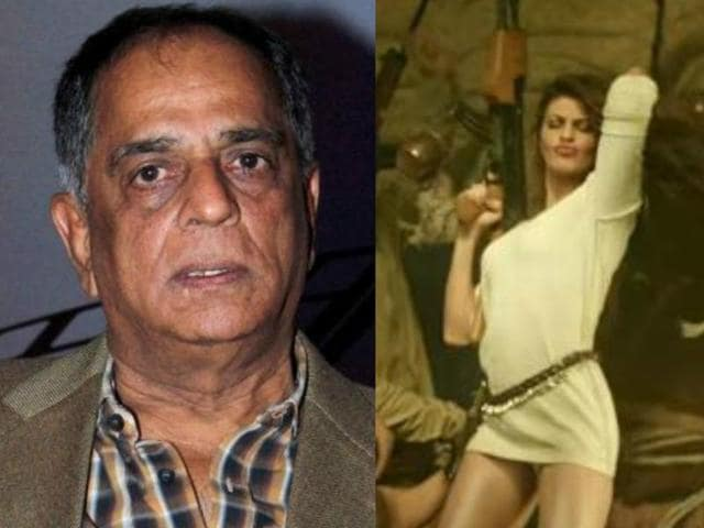 After Delhi Sikh Gurdwara Management Committee, chief of CBFC (Central Board of Film Certification) Pahlaj Nihalani has now expressed his views of Jacqueline Fernandez's Dishoom song. He says  Indian religious sentiments are fragile and filmmakers must be sensitive.