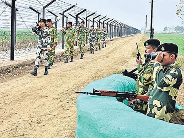 In order to curb cross-border infiltration, the BSF has decided to install tools like cow bells and nets along border areas in the district.