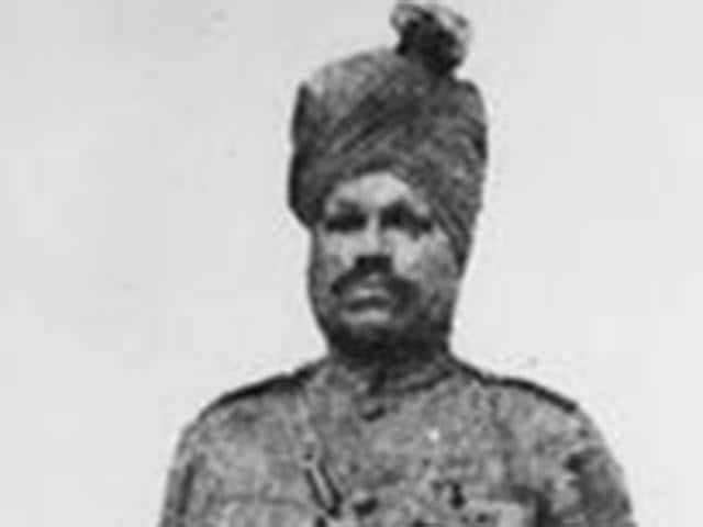 Risaldar Badlu Singh was a part of the 14th Murray's Jat Lancers, attached to the 29th Lancers, who was awarded Victoria Cross posthumously for his sacrifice on the banks of the river Jordan in Palestine on September 23, 1918.