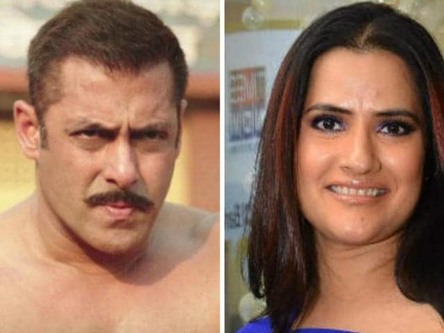 Salman Khan's rape comment was slammed by Sona Mohapatra on Twitter leading to a troll attack.