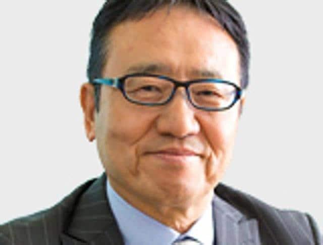 SoftBank,Ken Miyauchi,Nikesh Arora