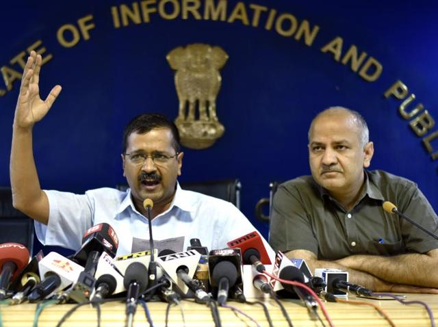 The BJP on Wednesday accused the Delhi government of being involved in an alleged Rs 300 crore scam pertaining to high security number plates.