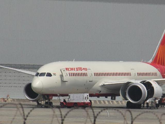 Air India emergency landing