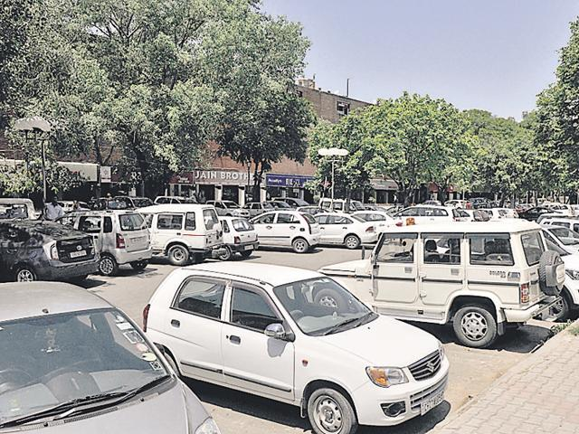 Sahib Singh parking lot went for Rs 62 lakh, while Empire Store lot went for Rs 50 lakh.