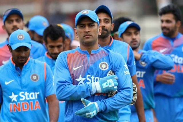 Dhoni also said that the series helped the team develop a pool of 10-12 fast bowlers.