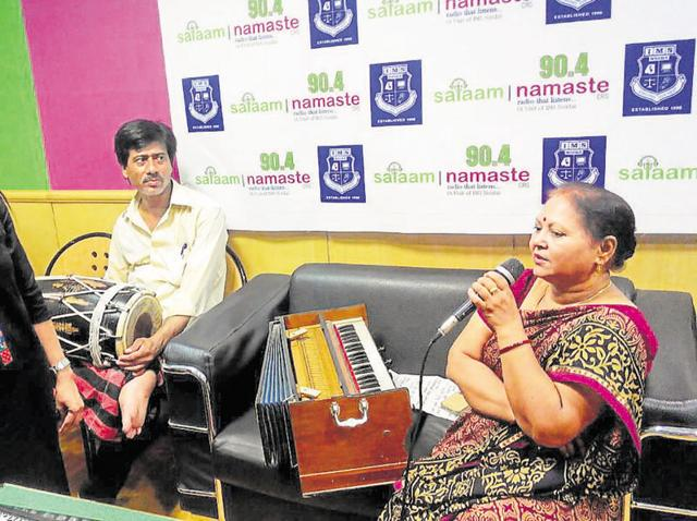 Radio station 'Salaam Namaste' held a programme bringing together classical singers of Brij Bhasha, Bengali, Punjabi and Awadhi.