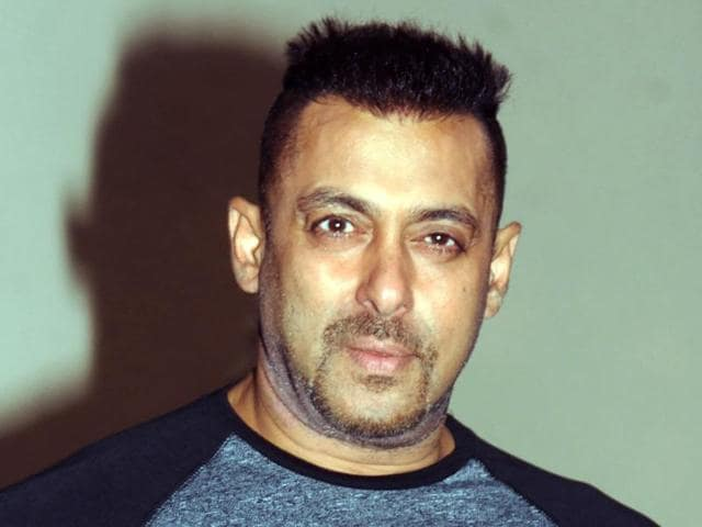 Salman Khan poses during the promotion of the Sultan in Mumbai.