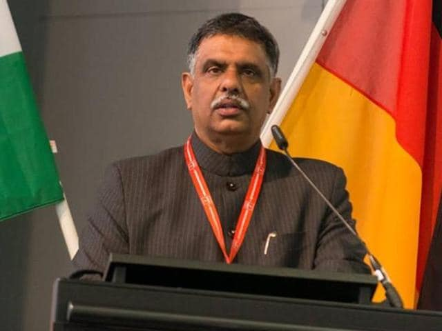 Minister for industries of Rajasthan