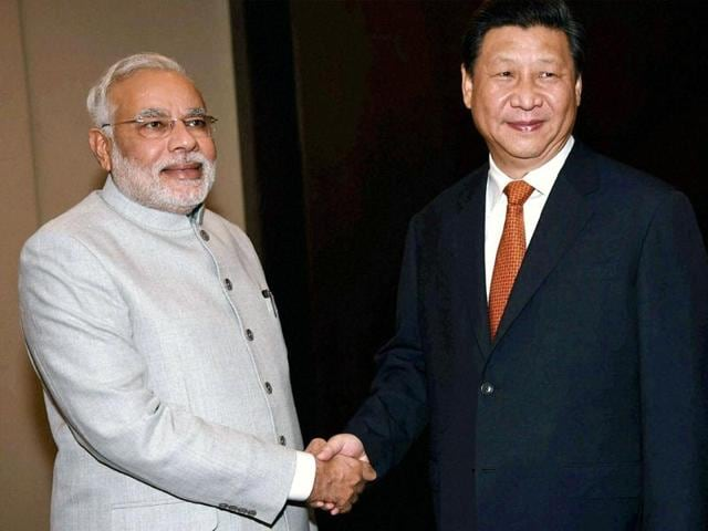 "With India and Pakistan expected to join the Shanghai Cooperation Organisation (SCO) on Thursday, China  said it is a ""major step forward"" for both the South Asian countries to gain entry into the group and contribute to the region's prosperity and stability."