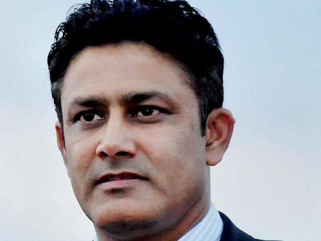 Anil Kumble was appointed as India's new head coach by the BCCI on Thursday.