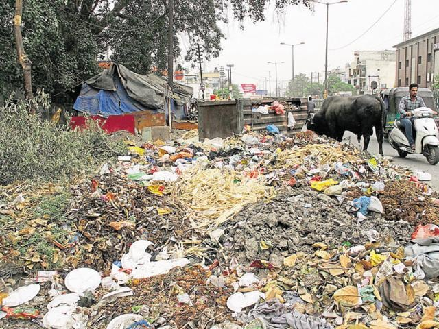 In the meeting on Wednesday, the committee cleared a proposal to impose user charges, ranging from Rs30 to Rs15,000, on different category of users. It also cleared the penalty amount, ranging from Rs100 to Rs5,000, to be imposed on those throwing solid waste, construction material and other garbage in public places.