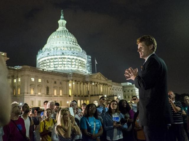Democrats stage sit-in in House of Representatives,gun control measures,John Lewis