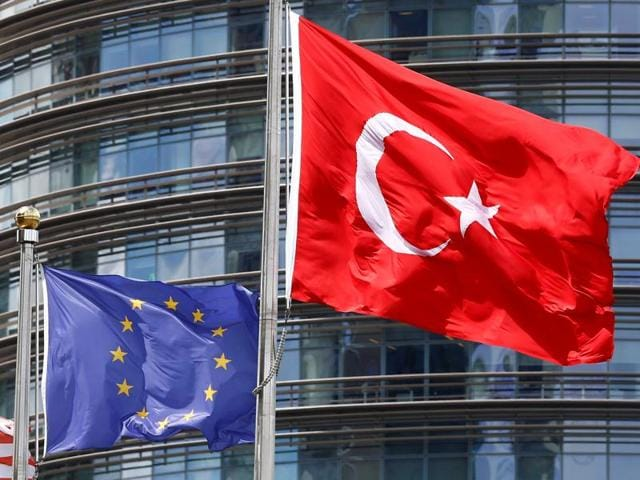 President Recep Tayyip Erdogan said Turkey could hold a referendum along the lines of that in Britain.