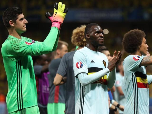 Belgium vs Sweden,Zlatan Ibrahimovic,Rajda Nainggolan