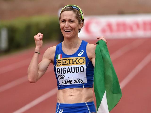 IAAF showed up uninvited at Rome's Quirinal Palace to take samples from Elisa Riguado, who was among a number of Italian athletes invited for the Olympic flag handover ceremony.