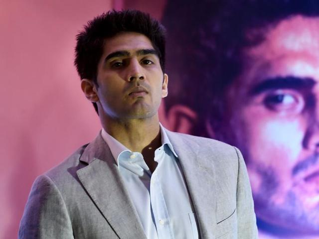 Vijender had been eyeing qualification to Rio ever since the International Boxing Association allowed professional boxers to compete in the quadrennial showpiece.