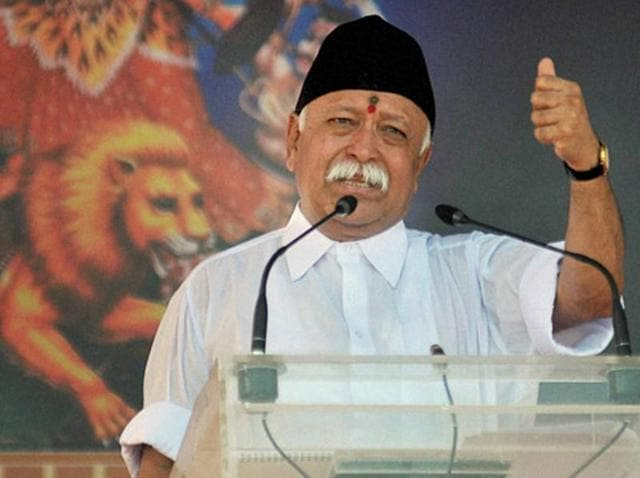 While Sangh functionaries were tight-lipped about Bhagwat's engagements, there are reports that he would be meeting eminent personalities including business leaders from a cross-section while in the UK.