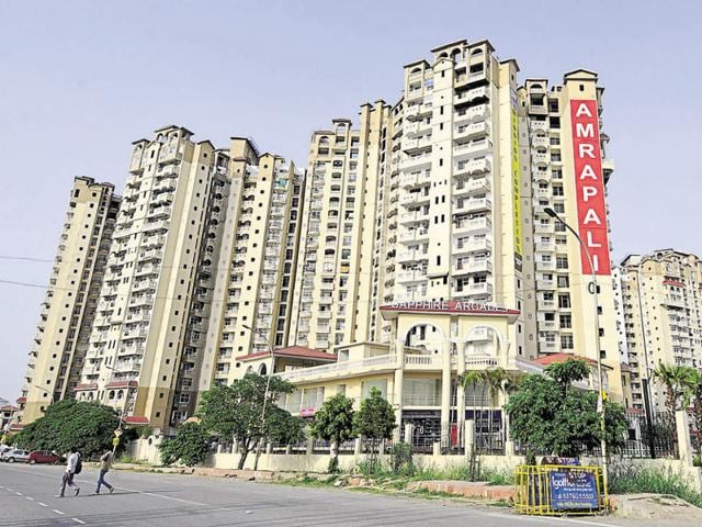 Around 850 homebuyers living in the Sapphire complex are suffering because the builder has failed to obtain occupancy certificate for the project.