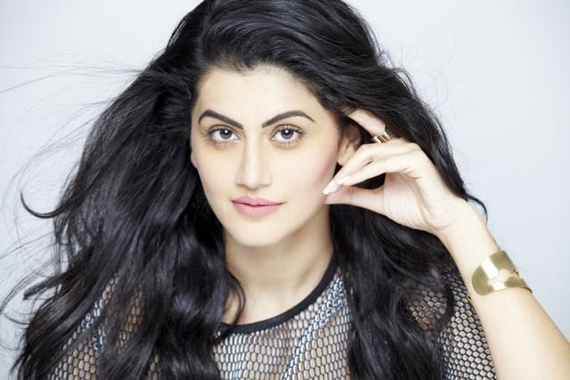 Actor Taapsee Pannu loved the experience of turning into a dialogue writer.