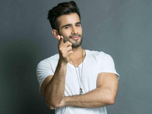 TV Actor - Karan Tacker says he loves Delhi for it's amazing variety in food.