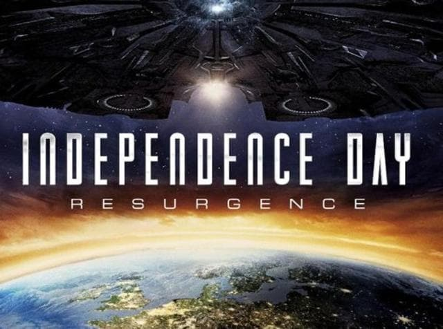 Independence Day,Resurgence,Movie Review