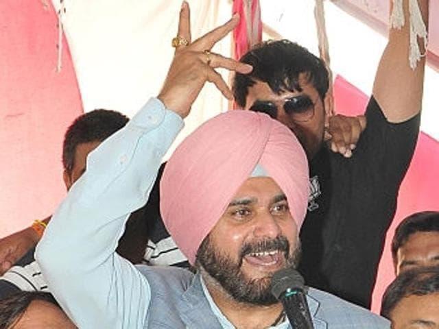 Navjot Sidhu,Punjab,BJP