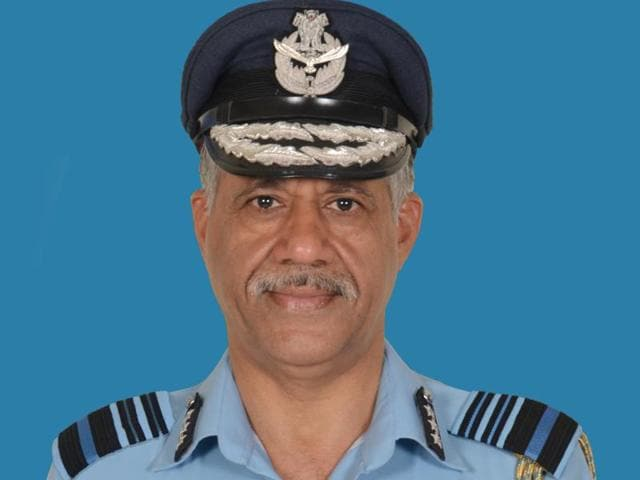 Air Marshal Navkaranjit Singh Dhillon