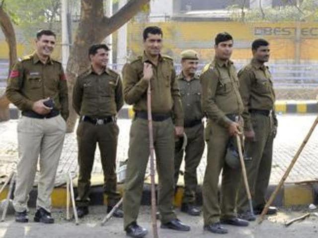 Narendra Modi,skill India initiative,Haryana police