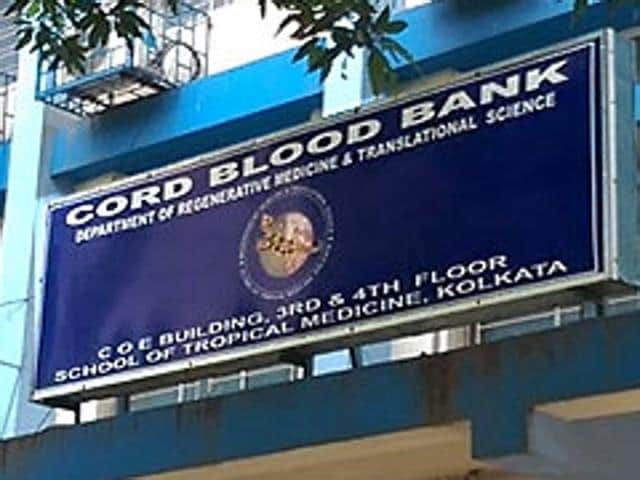 The School of Tropical Medicine in Kolkata has started country's first government-run cord blood bank.