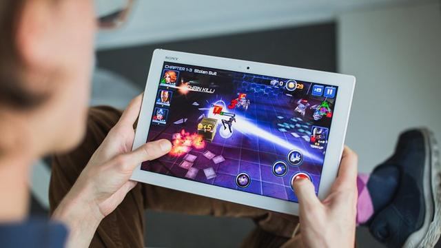 Increasingly, however, developers are bringing console-style games to smartphones, attempting to grab serious gamers when they are on the go.