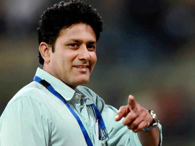 Anil Kumble was appointed the new head coach of the Indian cricket team on Thursday.