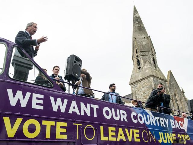 British Prime Minister David Cameron was the face of the 'Remain' campaign. Before the referendum, Cameron said he would continue as PMirrespective of the vote. However, with Britain voting to leave the EU, it undermines his political position.