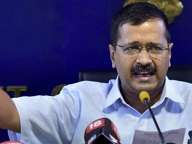 During the Congress tenure in the national capital, Kejriwal had accused the city government of being involved in the water tanker scam.