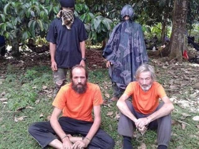 Canadians hostages,Aby Sayyaf,Marites Flor