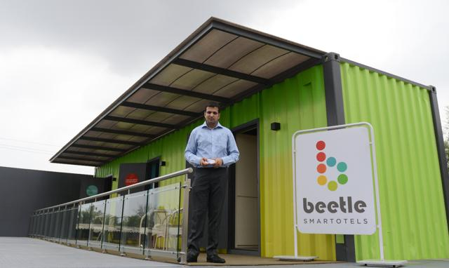Portable Hotels,Shipping Containers,Recycle