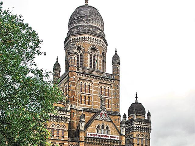 BMC - Mumbai Municipal Corporation office.