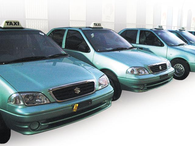 The state transport authority , chaired by the transport secretary of the state, in its recent meeting, decided to allow Meru Cab, the second-biggest fleet taxi operator in the city, to bring down cab fares for the next six months on an experimental basis.(File photo)