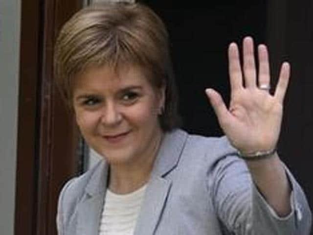 Scotland's first minister Nicola Sturgeon,Brexit,EU referendum