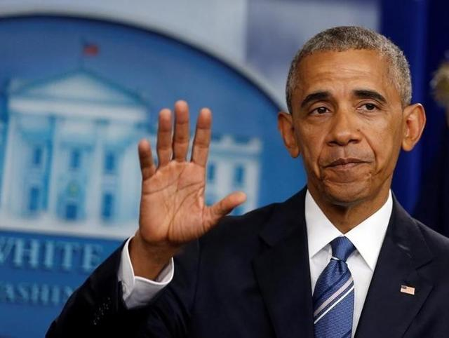 US President Barack Obama speaks about the Supreme Court rulings on affirmative action and immigration in at the White House in Washington on Thursday. Obama condemned the Supreme Court's ruling blocking his bid to change immigration policy as