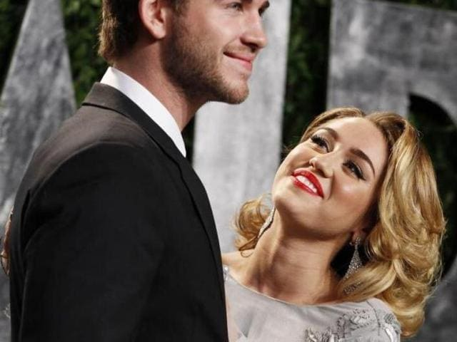 Liam split from Miley in 2013 before they rekindled their romance earlier this year.