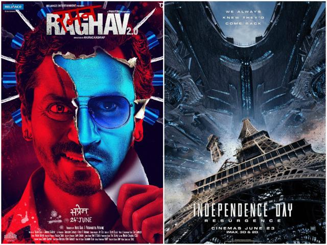 Trade analyst Taran Adarsh tweeted on Saturday that the Nawazuddin Siddiqui- Vicky Kaushal-starrer collected Rs 1.10 crore on the first day of its release while the Jeff Goldblum disaster movie made Rs 4.5 crore.