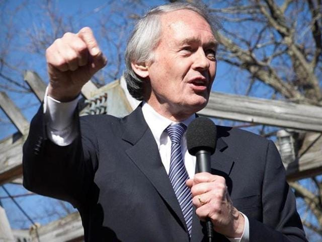Edward Markey, a junior Democratic senator in the US cheered the Nuclear Support Group for not deciding to allow India membership. A known critic of India, he had earlier attempted to block the civil nuclear deal between the two countries.